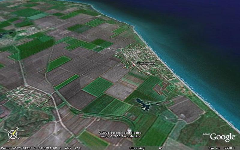 обзор населенных пунктов со спутника пеньюар напрокат для